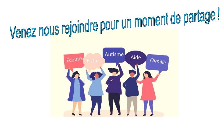 3 octobre 2019 : Table Ronde pour les aidants de jeunes ou adultes autistes