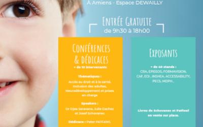 Salon de l'autisme d'Amiens